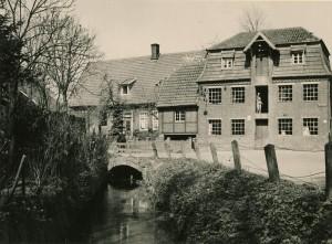 Mühle 50er-Jahre